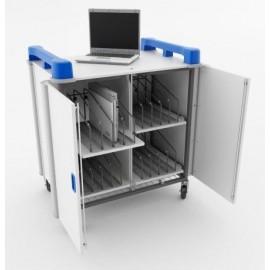 Meuble 16 PC  + logiciel de supervision