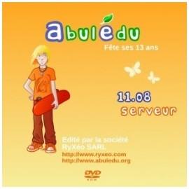 DVD 11.08 Serveur AbulÉdu