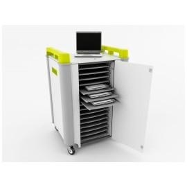 Meuble LapCabby 16 portables