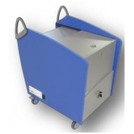 Chariot mobile modulable naoCart S1