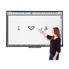 Tableau interactif tactile 87''