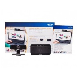 Pack Webcam+HP-micro+ Brother OmniJoin Lite 1 an