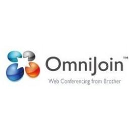 Solution visioconférence OmniJoin Standard abonnement 1 an